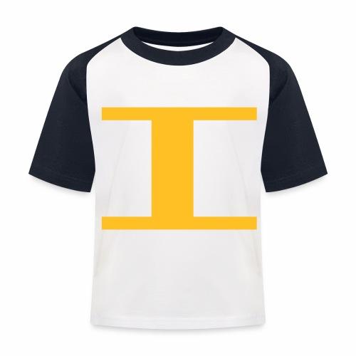 je suis moi - T-shirt baseball Enfant