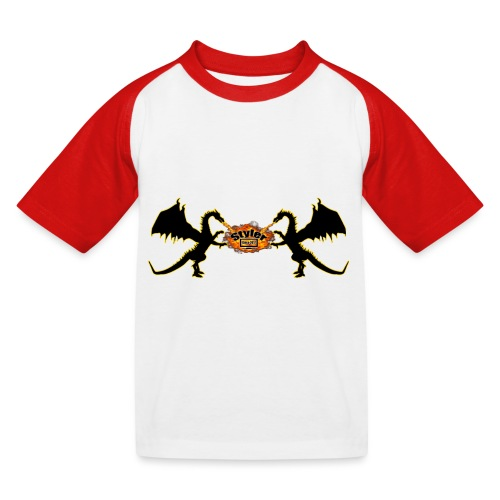 Styler Draken Design - Kinderen baseball T-shirt