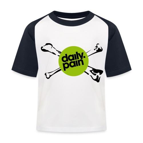 daily pain cho kark - Koszulka bejsbolowa dziecięca