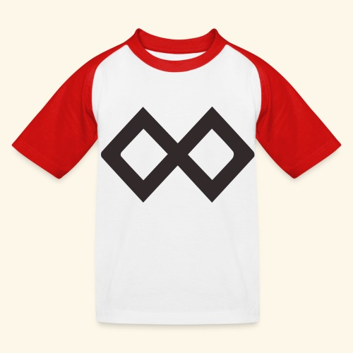 TenX Logo - Kinder Baseball T-Shirt