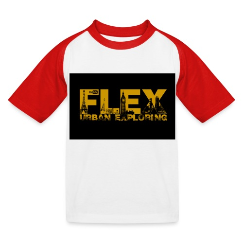 FlexUrban - Kids' Baseball T-Shirt