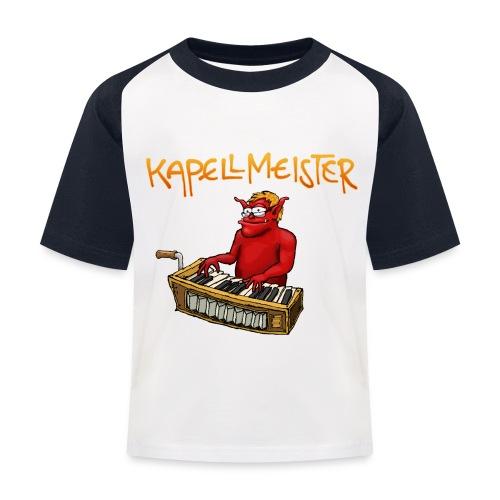 Kapellmeister - Kids' Baseball T-Shirt