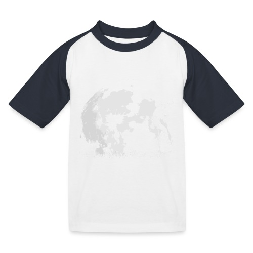 Kletterer - Kinder Baseball T-Shirt