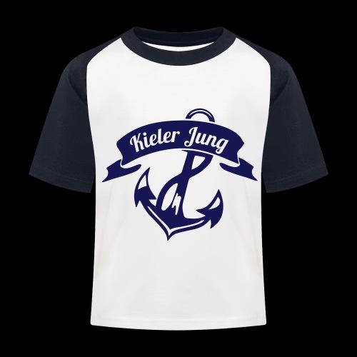 KielerJung - Kinder Baseball T-Shirt