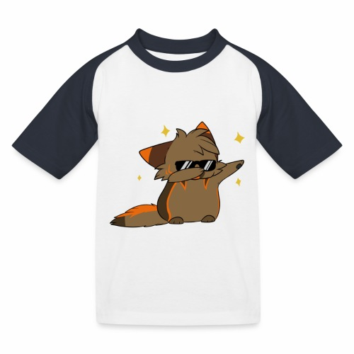Daber en toute sérénitée - T-shirt baseball Enfant