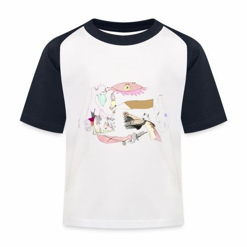 Pintular - Camiseta béisbol niño