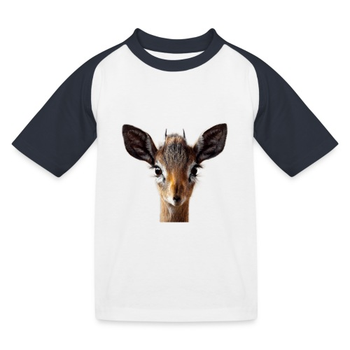 Antilope, Dik - Kinder Baseball T-Shirt