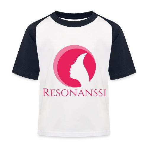 Resonanssi-kuoro ry - Lasten pesäpallo  -t-paita