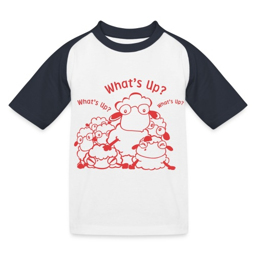 yendasheeps - Kinderen baseball T-shirt