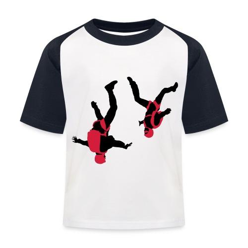 parachutisme Free Fly - T-shirt baseball Enfant