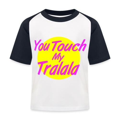 Tralala - T-shirt baseball Enfant