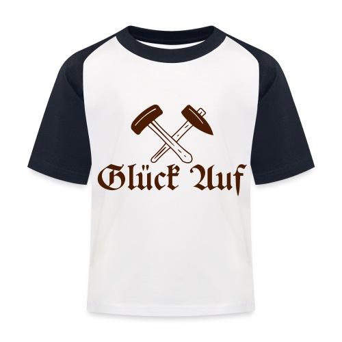 S E Briccius - Kinder Baseball T-Shirt