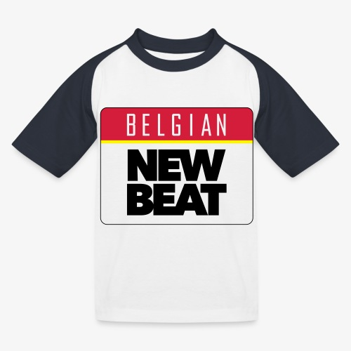 BNB LOGO - Kinderen baseball T-shirt
