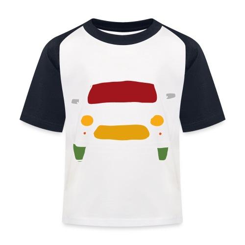 Voiture ancienne anglaise - T-shirt baseball Enfant