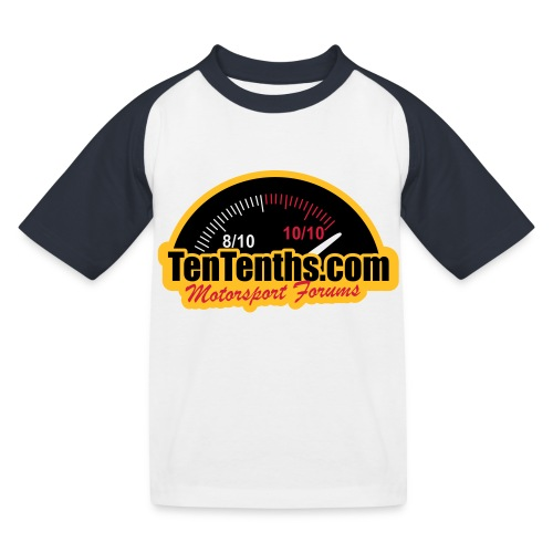 3Colour_Logo - Kids' Baseball T-Shirt