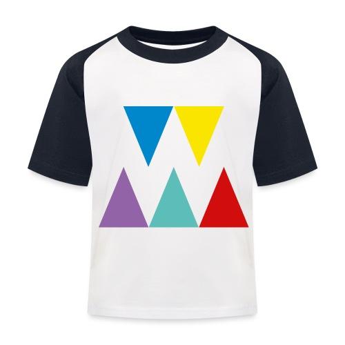 Logo We are les filles - T-shirt baseball Enfant