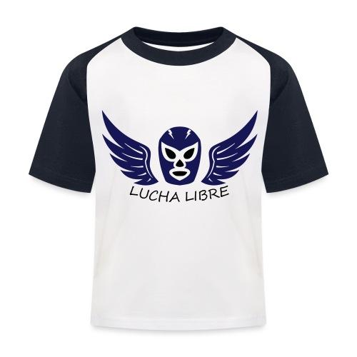 Lucha Libre - T-shirt baseball Enfant