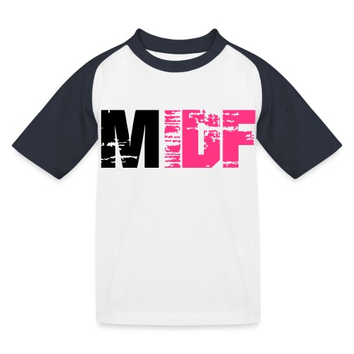 Logo MIDF 2 - T-shirt baseball Enfant