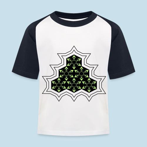 Stern - Kinder Baseball T-Shirt