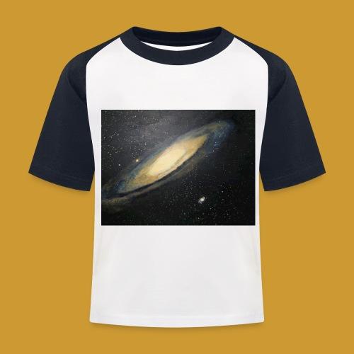 Andromeda - Mark Noble Art - Kids' Baseball T-Shirt