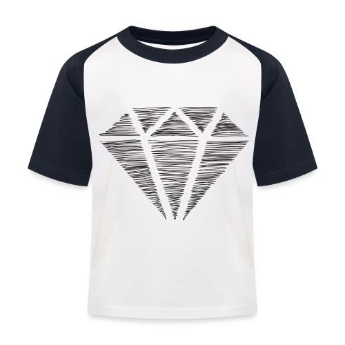 Diamante - Camiseta béisbol niño