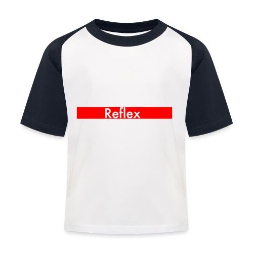 Reflex Logo - Kids' Baseball T-Shirt