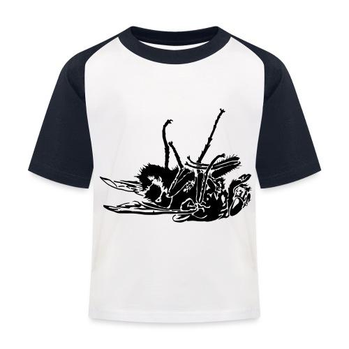 mouche morte - T-shirt baseball Enfant