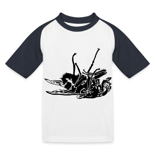mouche morte - T-shirt baseball Enfant