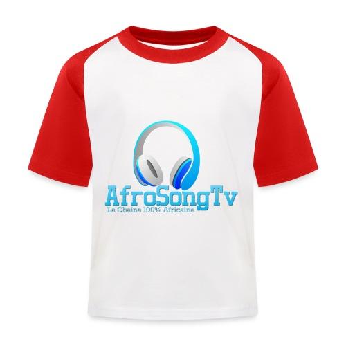 logo - Camiseta béisbol niño