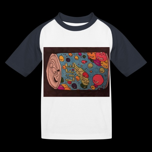 7AABC614 53CA 4156 B765 D9FBF5B8E496 - Baseball T-shirt til børn