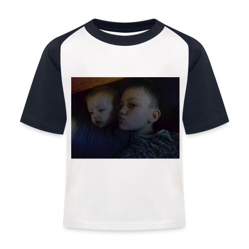 1514916139819832254839 - Kids' Baseball T-Shirt