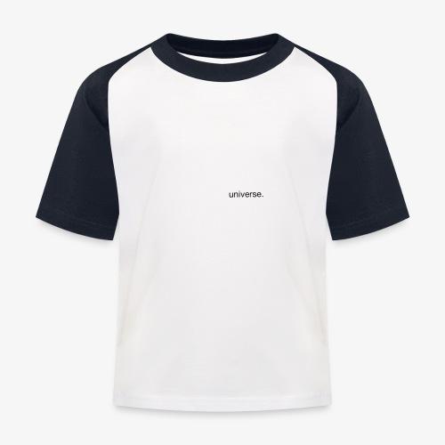 UNIVERSE BRAND SPONSOR - Maglietta da baseball per bambini