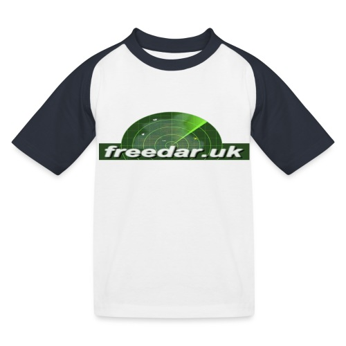 Freedar - Kids' Baseball T-Shirt