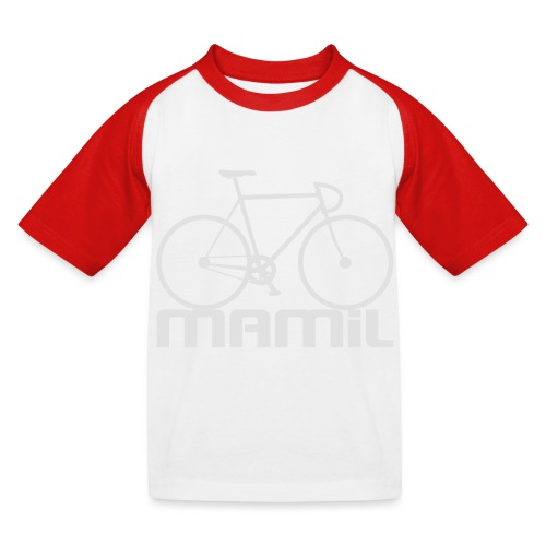 MAMiL Water bottle - Kids' Baseball T-Shirt