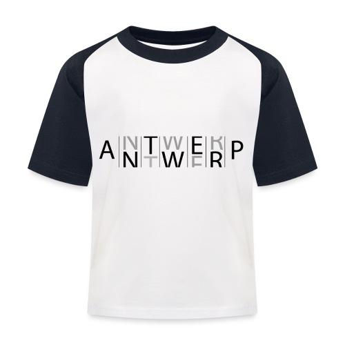GRILLE D'ANVERS - T-shirt baseball Enfant