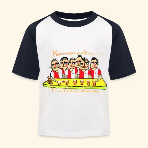 Kameraden Feyenoord - Kinderen baseball T-shirt