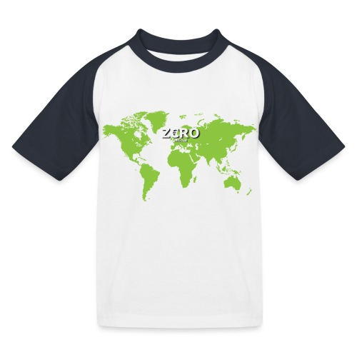 World Z€RO official - Kids' Baseball T-Shirt