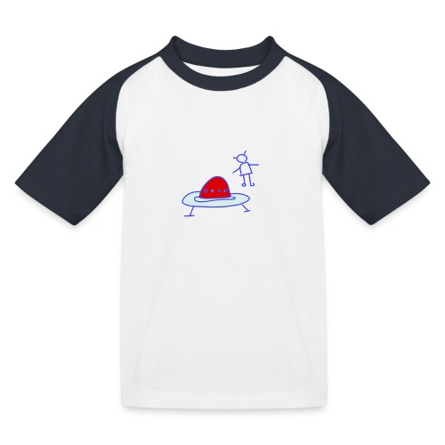 Project 3 - Camiseta béisbol niño