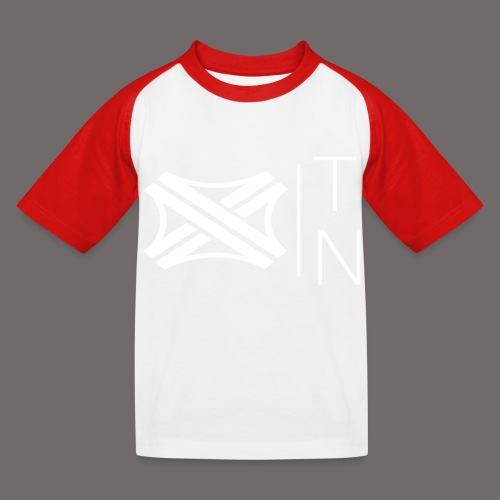 Tregion logo Small - Kids' Baseball T-Shirt