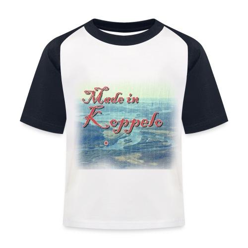 Made in Koppelo lippis - Lasten pesäpallo  -t-paita