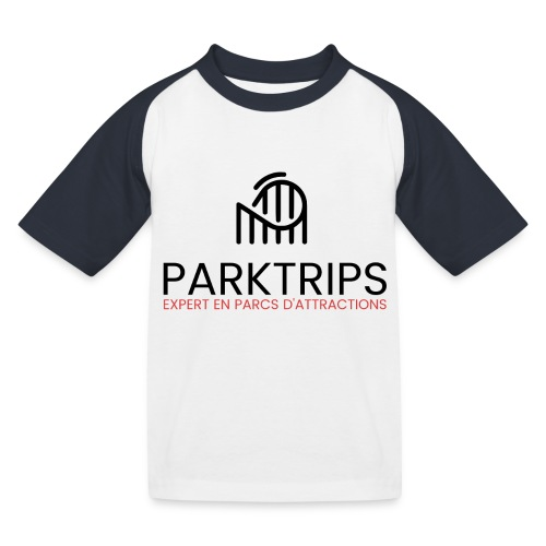 Vertrips - T-shirt baseball Enfant