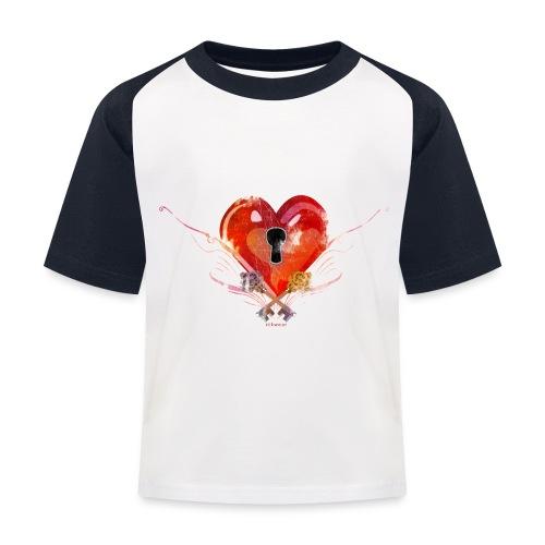 stvalentinmotif2 - T-shirt baseball Enfant