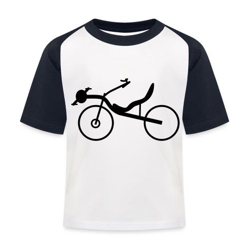Raptobike - Kinder Baseball T-Shirt