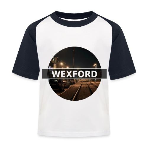 Wexford - Kids' Baseball T-Shirt