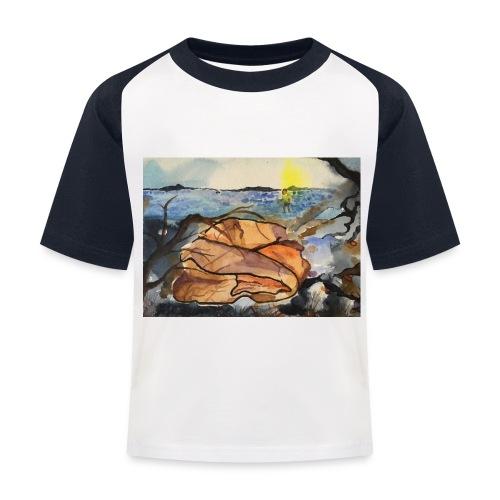 Lezvos 11 - Baseboll-T-shirt barn