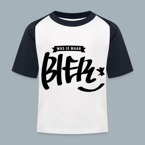 Bier Premium T-shirt - Kinderen baseball T-shirt