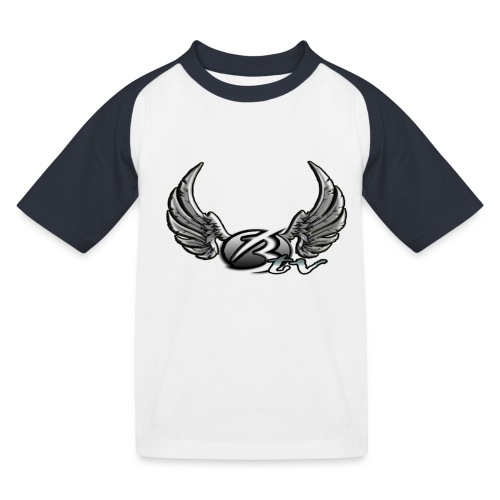 BlackiB13 - Kinder Baseball T-Shirt