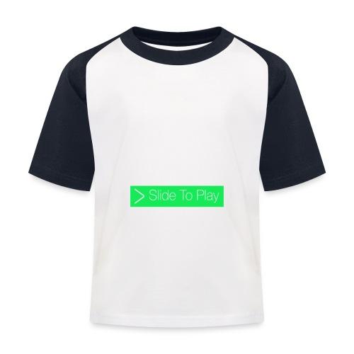 The Harp Queen T Shirt for men - Kids' Baseball T-Shirt