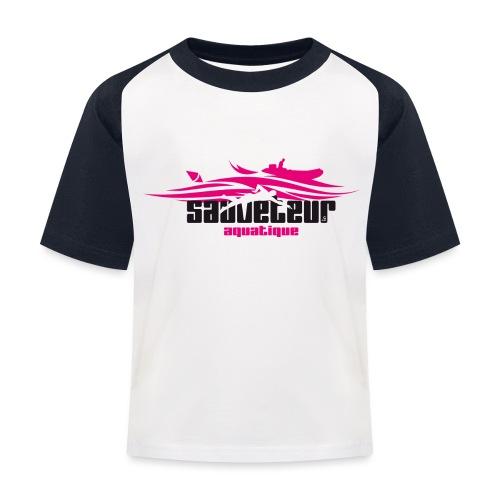 sauveteur aquatique - T-shirt baseball Enfant