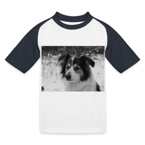 Skippy Winter - Kinder Baseball T-Shirt